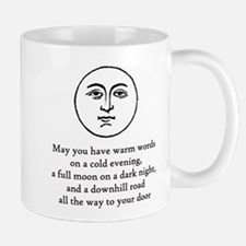 Warm words blessing Mug