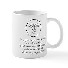 Warm words blessing Mug