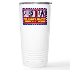 Super Dave Travel Mug