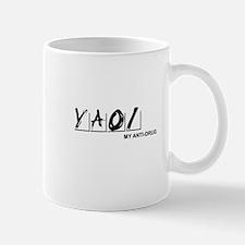Yaoi Is My Anti-Drug Mug