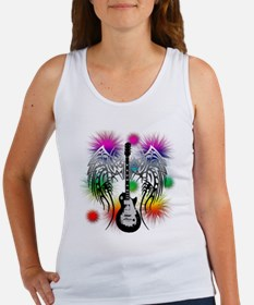 Rock God Women's Tank Top