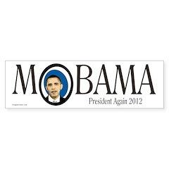 MOBama 2012 bumper sticker