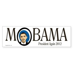 MOBama 2012 bumper sticker