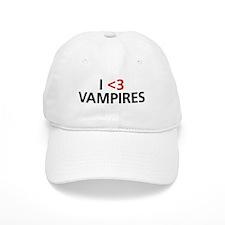 I <3 Vampires Baseball Cap