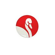 Cute Non profit Mini Button (10 pack)