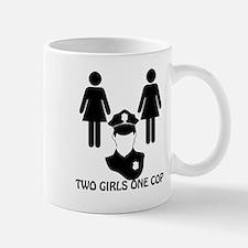 Two girls one cop Mug