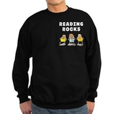 Reading Rocks Sweatshirt