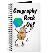 Geography Rock On Journal