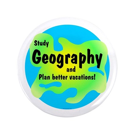 "Geography 3.5"" Button"