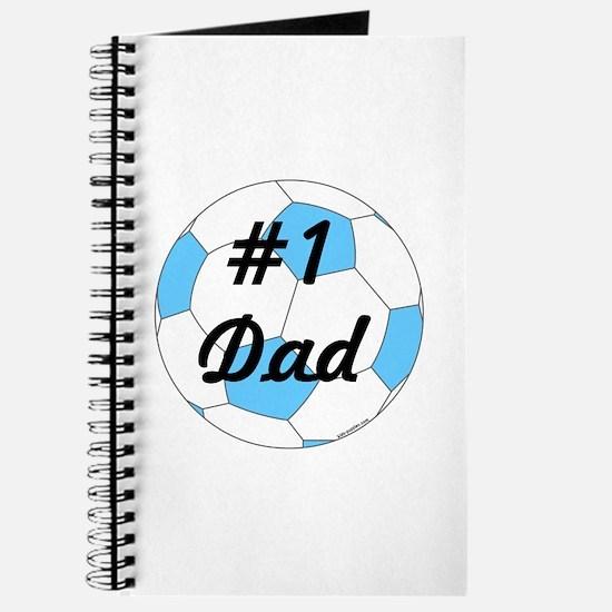 Number 1 Dad Journal