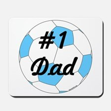 Number 1 Dad Mousepad