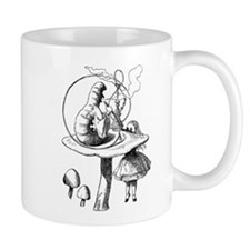 Alice & the Caterpillar Mug
