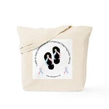 I Walk To Raise CDH Awareness Tote Bag