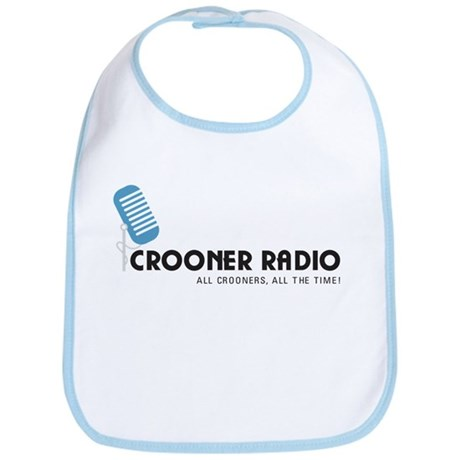 Crooner Radio T-shirt Bib