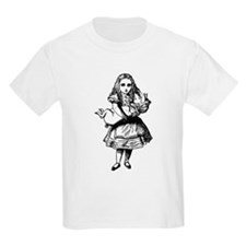 Alice and the Pig Baby T-Shirt