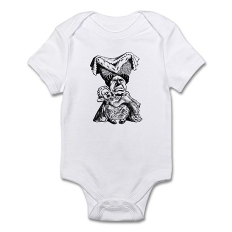 Duchess and Baby Infant Bodysuit
