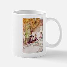 Uncomfortable for the Dormouse Mug