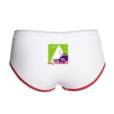 Sailing Long Island Women's Boy Brief