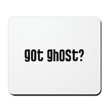 Got Ghost? Mousepad