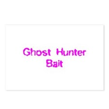 Ghost Hunter Bait Postcards (Package of 8)