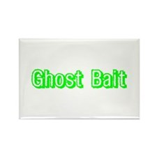 Ghost Bait Rectangle Magnet
