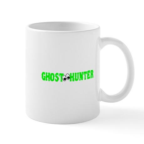 Ghost Hunter Eyes Mug