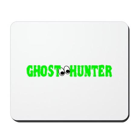 Ghost Hunter Eyes Mousepad