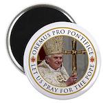 """Pray For Pope Benedict XVI 2.25"""" Magnet (10 p"""