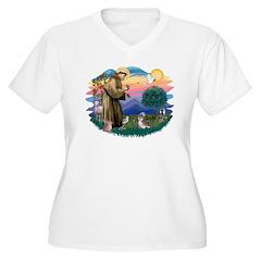 St Francis #2/ Shih Tzu #8 T-Shirt