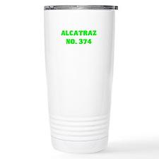 Alcatraz No. 374 Travel Mug
