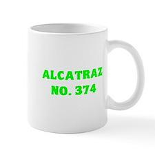 Alcatraz No. 374 Mug