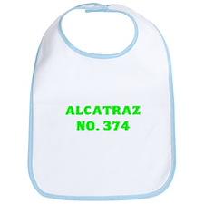 Alcatraz No. 374 Bib