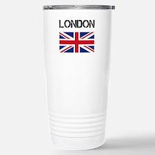 London Union Jack Travel Mug