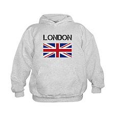 London Union Jack Hoody