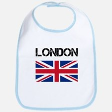 London Union Jack Bib
