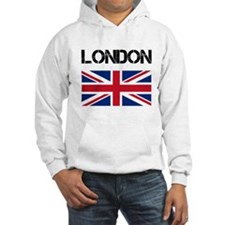 London Union Jack Jumper Hoody