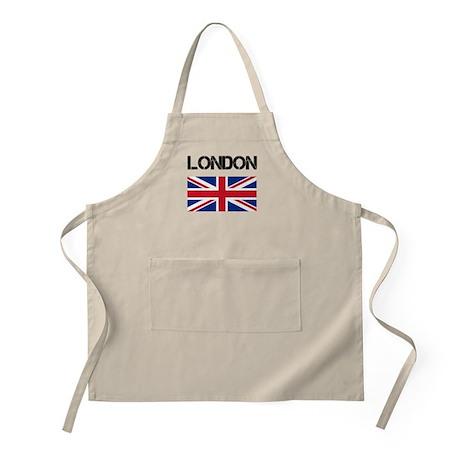 London Union Jack Apron