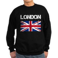London Union Jack Jumper Sweater