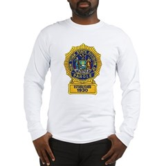 New York Parole Officer Long Sleeve T-Shirt