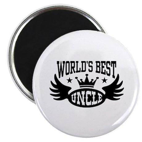 World's Best Uncle Magnet