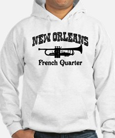 New Orleans French Quarter Hoodie