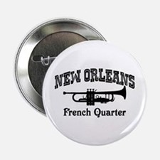 "New Orleans French Quarter 2.25"" Button"