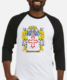 Pilkington Family Crest - Coat of Baseball Jersey