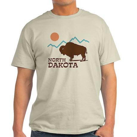 North Dakota Light T-Shirt