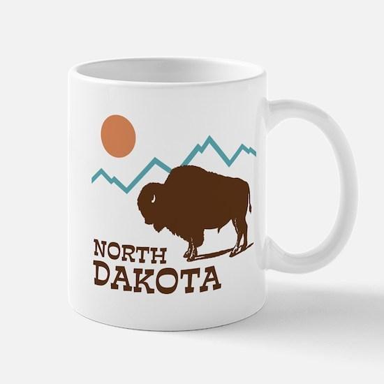 North Dakota Mug