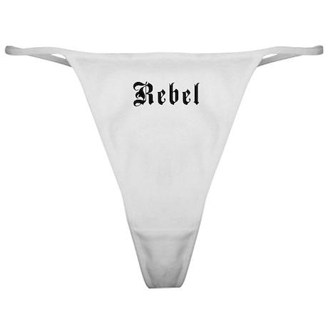 Rebel Classic Thong