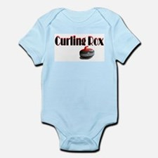 Curling Rox Infant Creeper