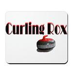 Curling Rox Mousepad
