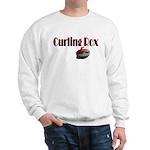 Curling Rox Sweatshirt