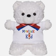 Montauk Kid Girls Teddy Bear